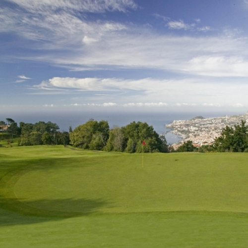 54.Palheiro Golf just a short drive away