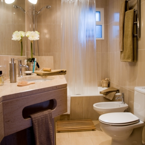 44.Bathroom Wide View